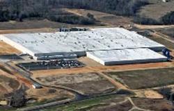 Portfolio Industrial Distribution Omega Construction