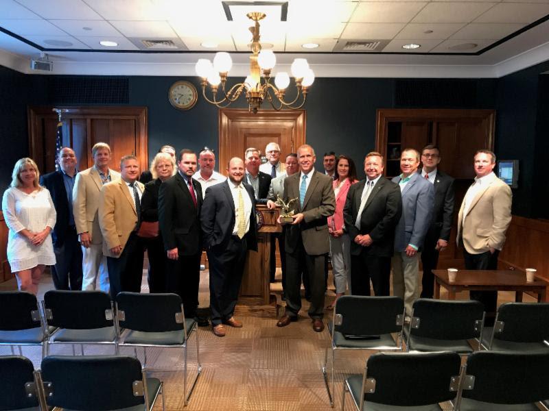 ABC of the Carolinas presents Eagle Awards