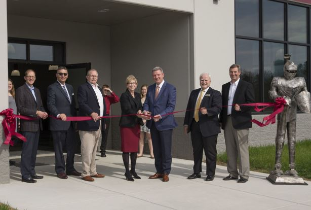 Gray Stone celebrates middle school addition