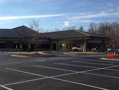 Omega starts renovations on Kernersville church