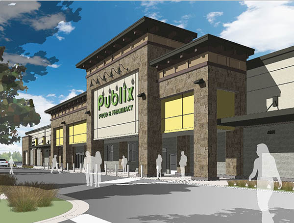 Proud to be building another Publix in NC!