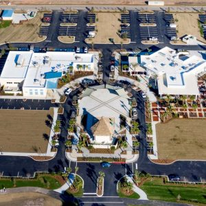 Omega Construction, Inc. Completes Latitude Margaritaville Town Center