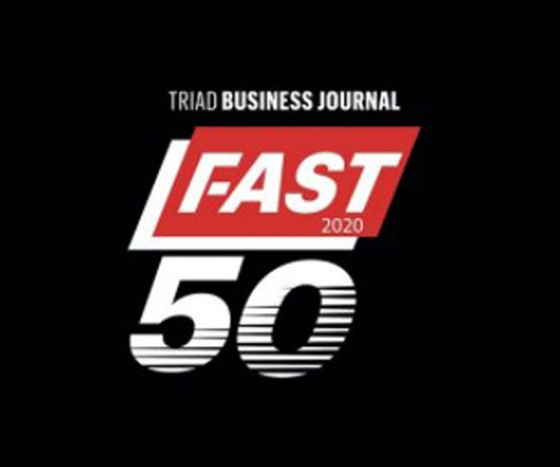 Omega Named #2 of the 50 Fastest Growing Companies in the Triad