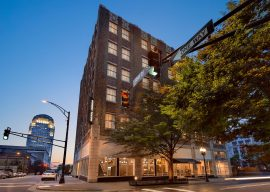 Hotel Indigo Finalist for 2020 Commercial Real Estate Award