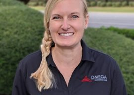 Omega Welcomes Adelle Rodenberg as Administrative Assistant