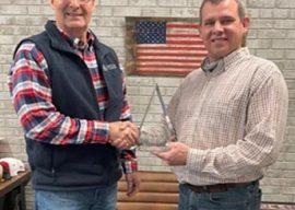 Vice President of Triad Division Wins Esteemed Covington Award
