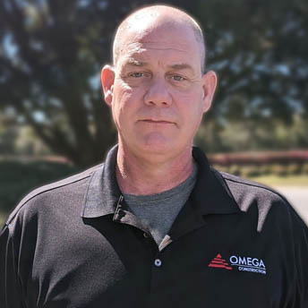 Omega Construction, Inc. Welcomes Bill Brown as a Superintendent