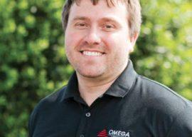 Omega's Patrick Casstevens Honored with TBJ's 40 Under 40 Award