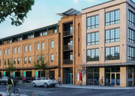 Omega Breaks Ground on New Montgomery Street Development