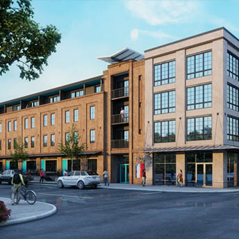 Omega Breaks Ground on New Montgomery Street Development