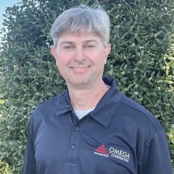 Omega Construction, Inc. Welcomes William Haas as Project Manager