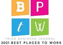 Omega Construction, Inc. Named 3rd BEST PLACE to WORK in Triad by Triad Business Journal