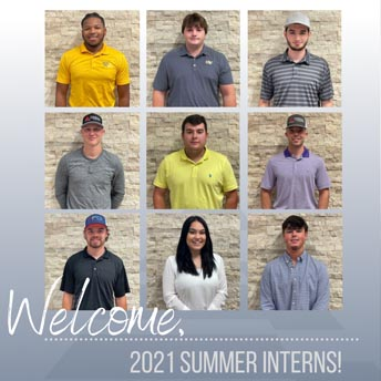 The 2021 Omega Summer Interns Are Here!