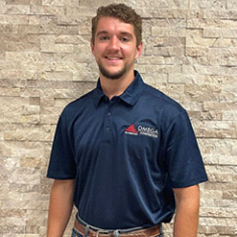 Omega Construction, Inc. Welcomes Colton Simpson as Field Engineer