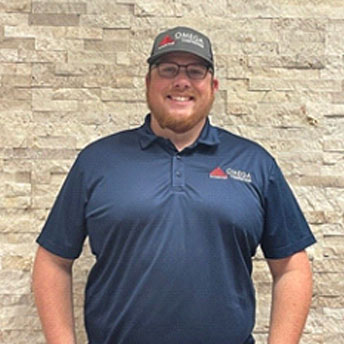 Omega Construction, Inc. Welcomes David Howell as Field Engineer