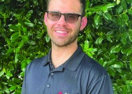 Omega Construction, Inc. Welcomes Branden Macie as Project Engineer