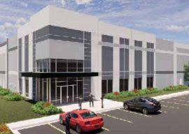 "Omega Breaks Ground on Rockingham County ""Spec"" Building"