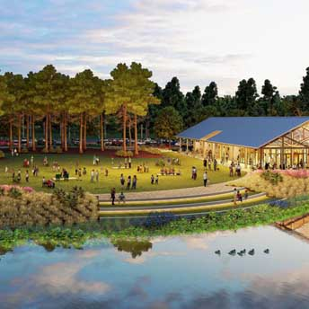 Omega Breaks Ground at Heartwood in Richmond Hill, GA
